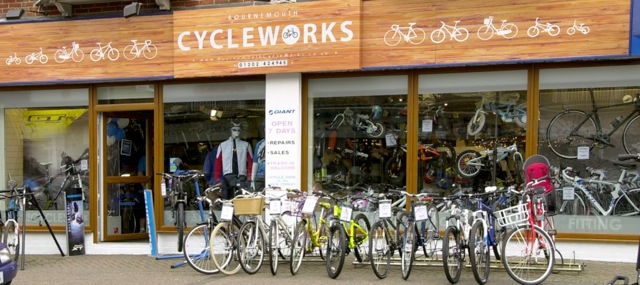 Bournemouth Cycleworks Ltd | Cyclists Welcome