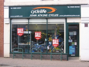 John Atkins Cycles (Leamington Spa) Ltd