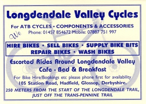 Longdendale Cycles