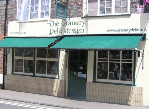 The Granary at Number 18